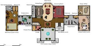 clue mansion floor plan theartofmurder com clue cluedo discussion view topic