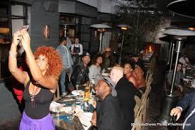 kelis hosts dinner for u0027the nice guys u0027 film in west hollywood