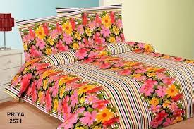 bed sheet fabric printed cotton double bed sheet fabric chadar ka kapdaa gaurav