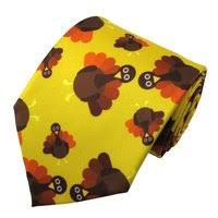 thanksgiving ties thanksgiving neckties for men turkey ties more
