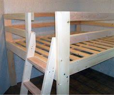 Build Your Own Wooden Bunk Beds by Build Your Own Bunk Bed Super Easy And Super Strong Diy Wood