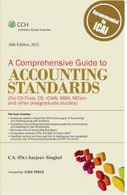 a comprehensive guide to accounting standards for ca final cs