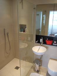 small home stunning open shower bathroom on small home decoration ideas with