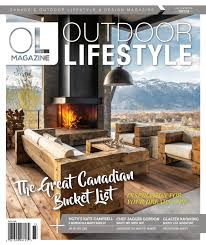 outdoor lifestyle magazine fall winter 2017 by koru creative group