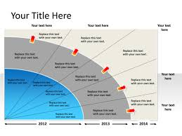 templates powerpoint crystalgraphics powerpoint slide transformation map diagram 4 phases blue