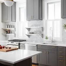 charcoal gray kitchen cabinets charcoal gray kitchen cabinets with natural brass edgecliff pulls