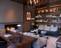 Contemporary Office Furniture Houzz - Home office furniture san diego