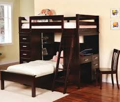 Bed And Computer Desk Combo Walmart Bunk Beds Twin Home Design Ideas