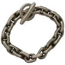 chain bracelet sterling silver images Hans hansen sterling silver chain bracelet at 1stdibs jpg