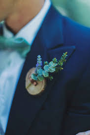 blue boutonniere 12 snazzy boutonnieres for your groom