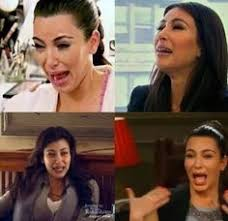 Kim Kardashian Crying Meme - handmade kim kardashian cry face plastic pin kim kardashian cry
