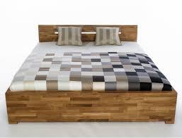 Schlafzimmer Bett 160x200 Massivholzbett Savin 160x200 Wildeiche Geölt Doppelbett