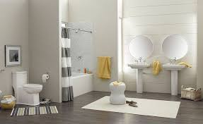 Grey And Yellow Bathroom Ideas How To Get A Trendy And Refreshing Gray And Yellow Bathroom