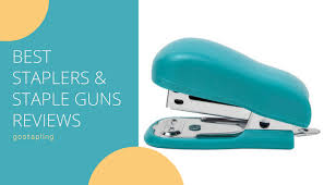 Best Upholstery Stapler Best Staplers And Staple Guns Reviews Various Models Comparison