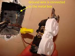 options for repairing ungrounded three prong outlets