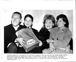 lucy and family 1961 lucille ball and children the day b u2026 flickr