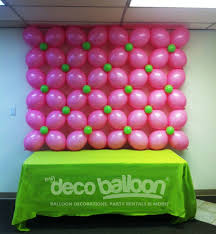 balloon wall decor best 25 balloon wall decorations ideas on