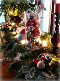 red and silver christmas decorating ideas matakichi com best