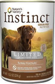 instinct by nature u0027s variety limited ingredient diet grain free
