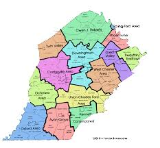 map of counties in pa chester county pa resource center southeastern pennsylvania