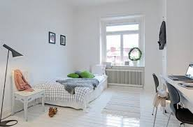Swedish Bedroom Design Black And White Apartment Design 6 554x366 30 Beautiful Modern