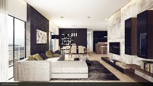 Spacious Living Room Designs Combined With Modern And Minimalist