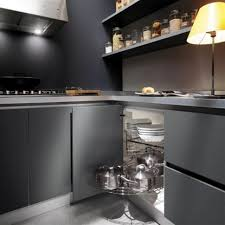 dark kitchen ideas kitchen room design curved back white leather upholstery modern