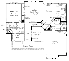 craftsman style house plan 4 beds 3 50 baths 2619 sq ft plan 927 4