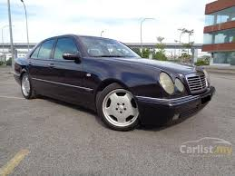 1996 mercedes e320 mercedes e320 1996 avantgarde 3 2 in selangor automatic sedan