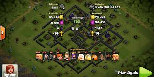 clash of clans farming guide best th9 de farming strategy giwihevalk that college gamer