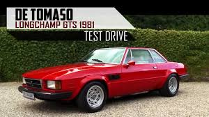 de tomaso de tomaso longchamp gts 1981 scc test drive in top gear gopro