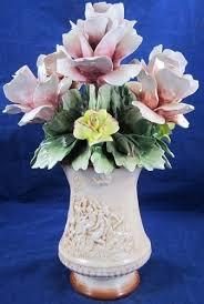capodimonte roses 239 best capodimonte images on figurines ceramic