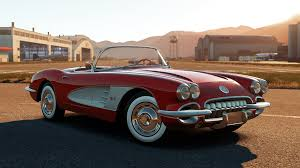 1960 chevy corvette stingray forza horizon 2 cars