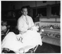 64 best vintage barber shop images on pinterest barber shop