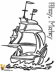 pirate ship coloring pages for kids pirate ship coloring pages