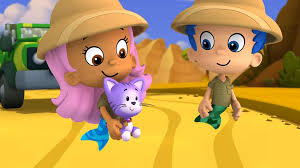 bubble guppies s3 ep322 bubble kitty episode