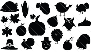 thanksgiving vector icons thanksgiving vector