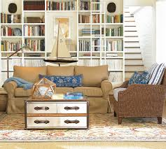 Pottery Barn Livingroom Eva Persian Pottery And Barn
