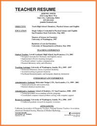 sample cv for teacher job write cv teaching job starengineering
