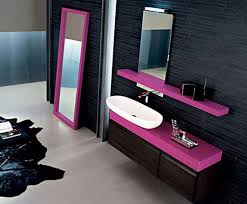pink and black bathroom ideas pink pink pink bright paint