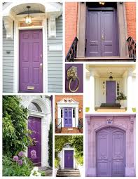 exterior color inspirations the regal u0026 dramatic u201cpurple u201d painted