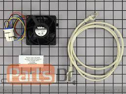 refrigerator evaporator fan replacement wr49x25197 ge refrigerator evaporator fan motor kit parts dr