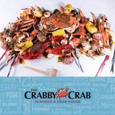 the crabby crab 490 photos u0026 553 reviews seafood 4457 van