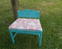 Shabby Chic Vanity Chair Shabby Chic Vanity Etsy