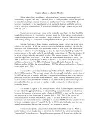 9 best images of family loan agreement template free family loan