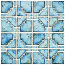 somertile fkomb21 moonlight porcelain floor and wall tile