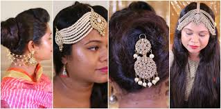 hair accessories india glam up your hair this diwali my hair accessories collection