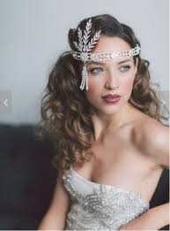 great gatsby hair accessories best 25 great gatsby hair ideas on headband updo
