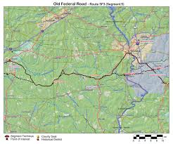 Cornell Plantations Map Federal Road Creek Lands Route