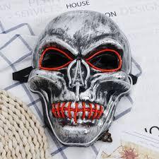halloween costumes light up online get cheap rave mask aliexpress com alibaba group